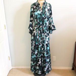 🆕Banana Republic maxi dress